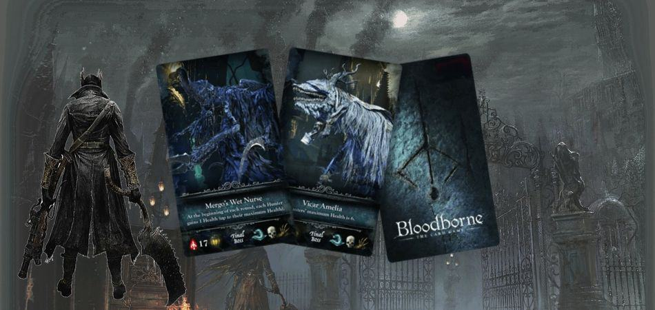 Bloodborne: The Card Game - Bosses