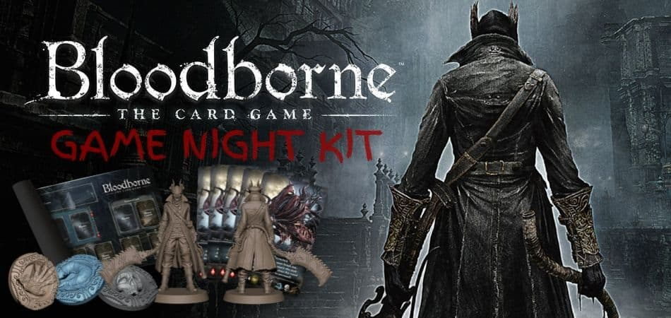 Bloodborne: The Card Game - Game Night Kit
