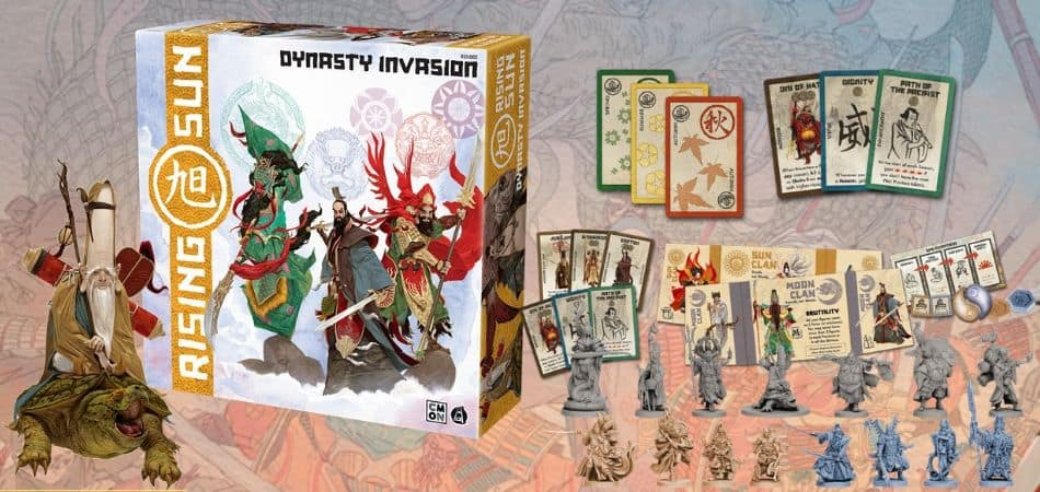 Rising Sun: Dynasty Invasion Expansion