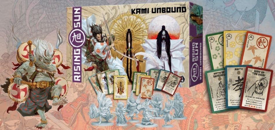 Rising Sun: Kami Unbound Expansion