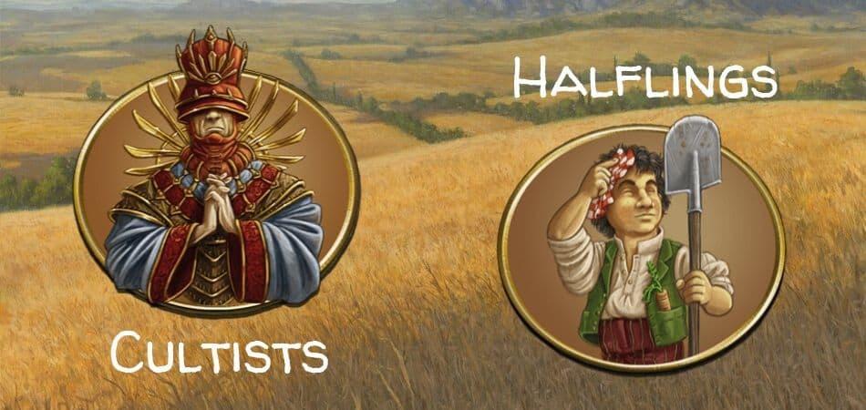 Terra Mystica Plains Factions