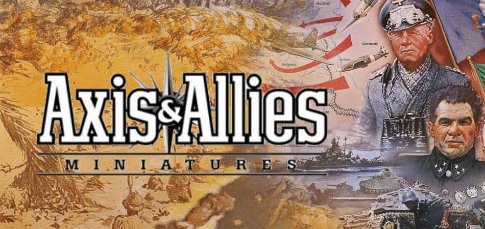 Axis & Allies Miniatures Game