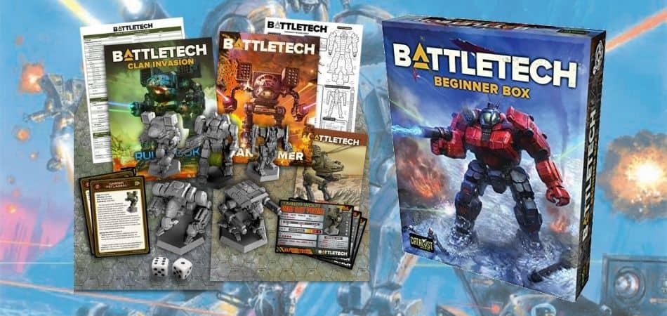 BattleTech Miniatures Game