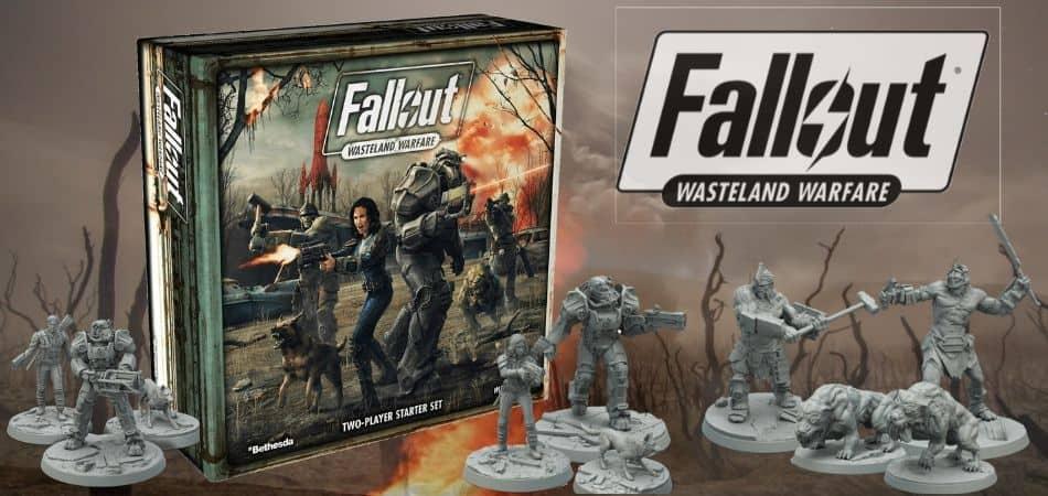 Fallout: Wasteland Warfare Miniatures Game