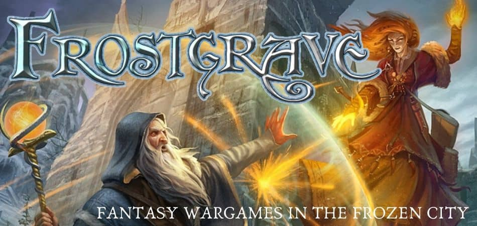 Frostgrave Miniatures Game