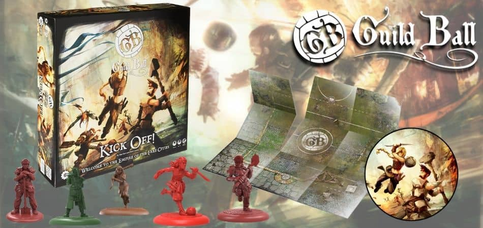 Guild Ball Miniatures Game