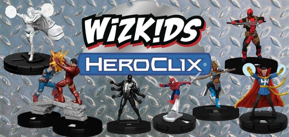 HeroClix Collectible Miniature Game
