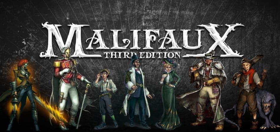 Malifaux Miniatures Game