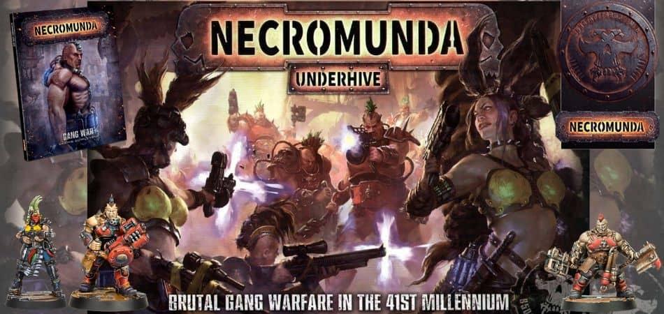 Necromunda: Underhive Miniatures Game