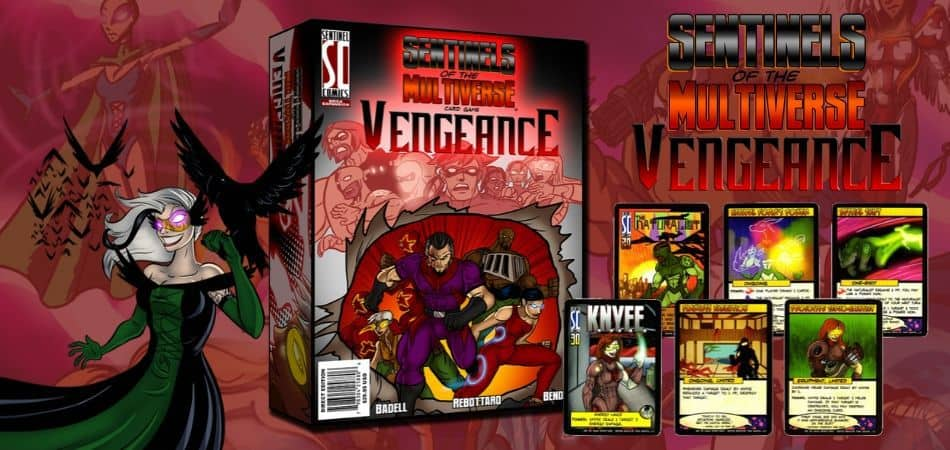 Sentinels of the Multiverse Vengeance Expansion