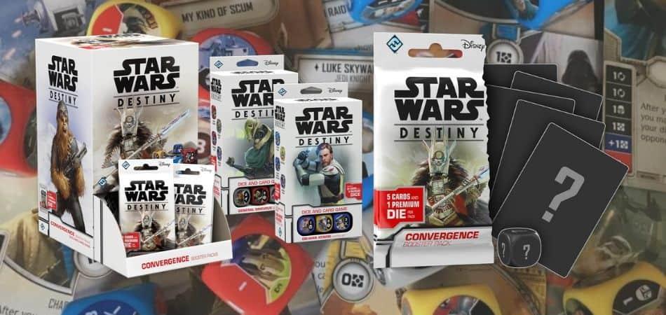 Star Wars: Destiny Booster Packs