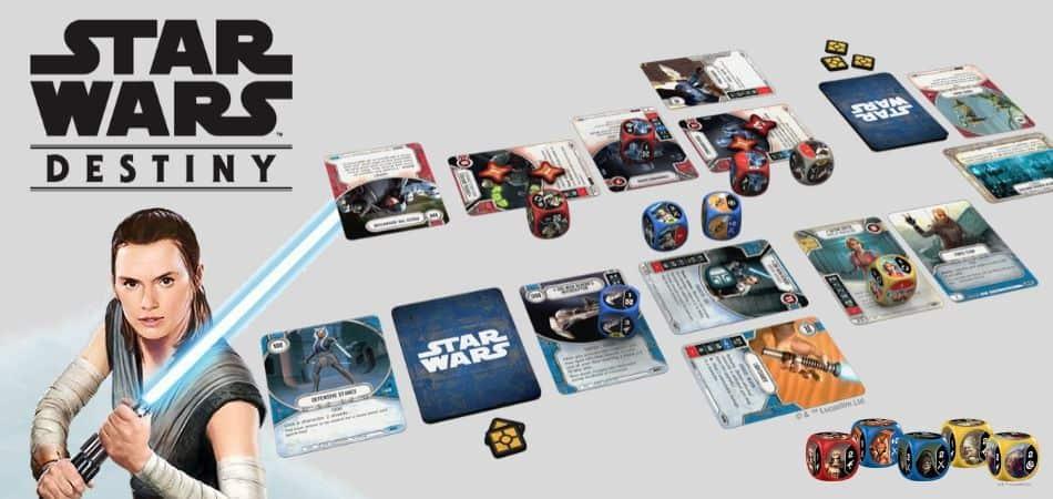 Star Wars: Destiny Board Game