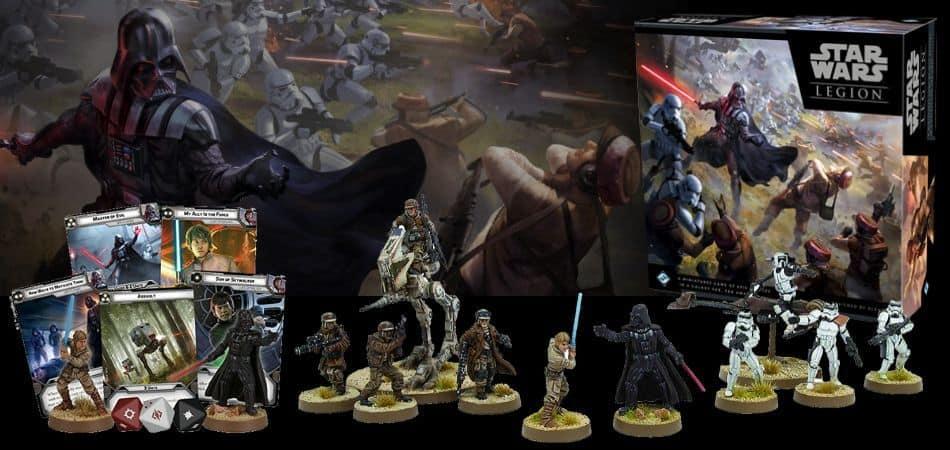 Star Wars: Legion Miniatures Game