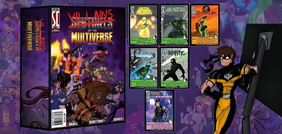 Villains of the Multiverse Expansion