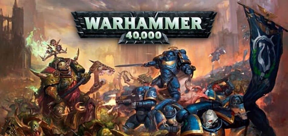 Warhammer 40K: Dark Imperium Miniature Wargaming