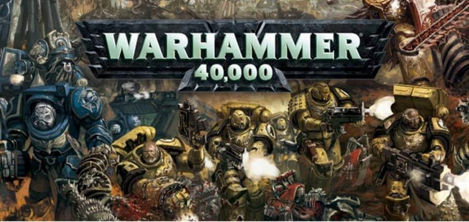 Warhammer 40K Miniature Wargaming