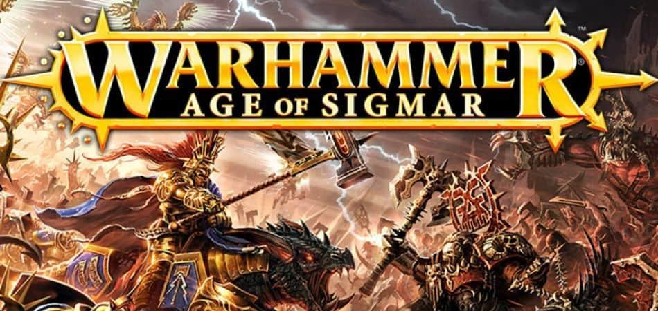 Warhammer: Age of Sigmar Miniature Wargaming
