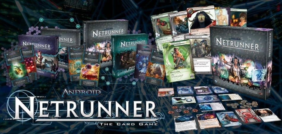 Android: Netrunner Card Game