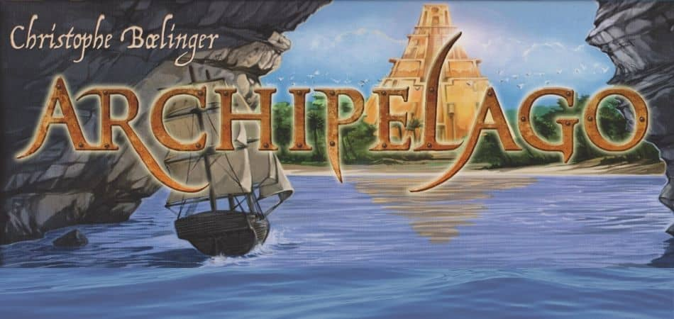 Archipelago 4X Board Game