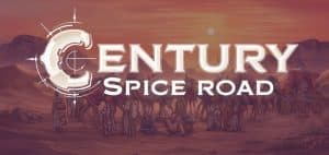 Century Spice Road Board Game Logo Featured Image