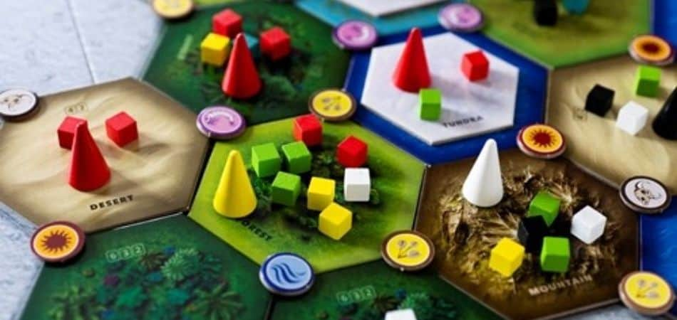 Dominant Species Board Game
