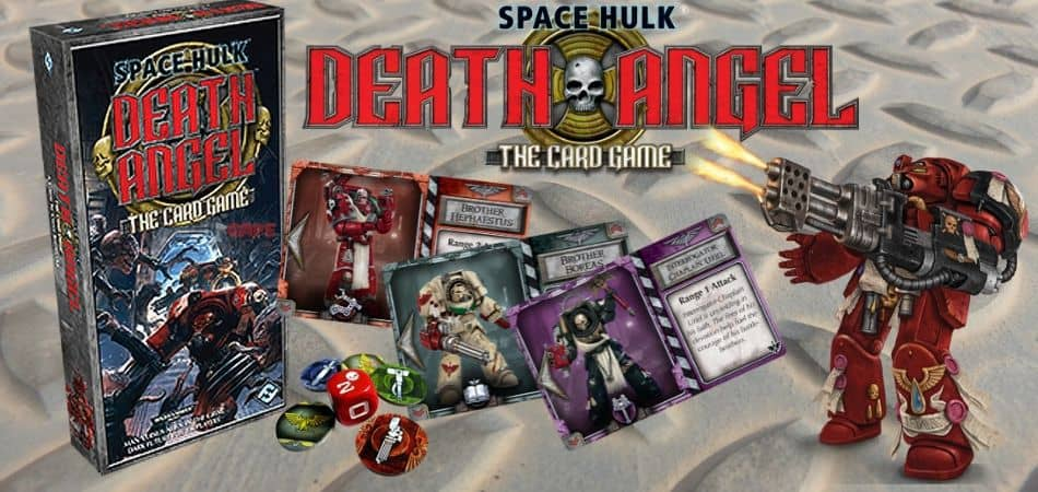 Space Hulk: Death Angel Card Game