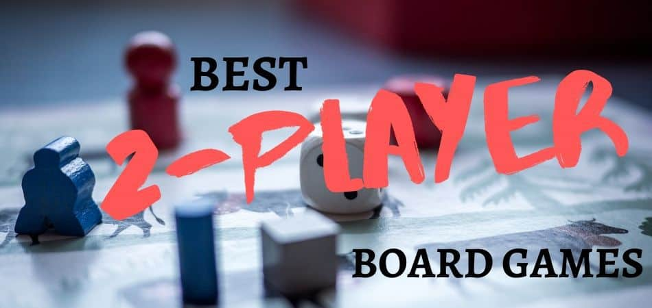 Best 2 Player Board Game Featured