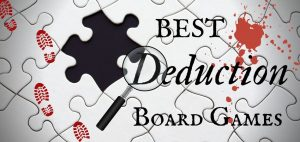 Best Deduction Board Game Featured