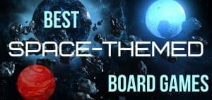 Best Space-Themed Board Games Featured Image