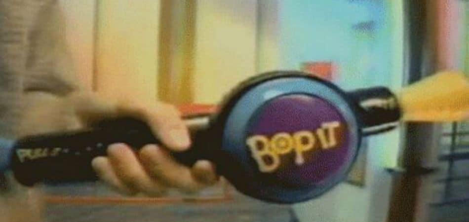 Bop It! 90s Toy