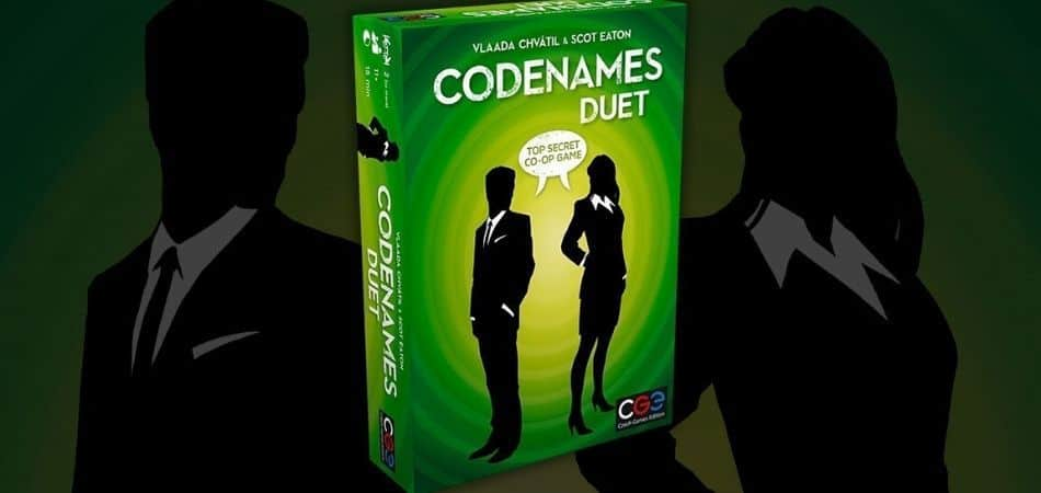 Codenames Duet Featured