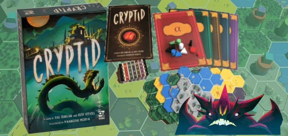 Cryptid Board Game