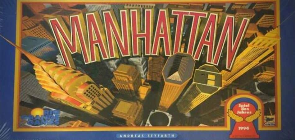 Manhattan Board Game