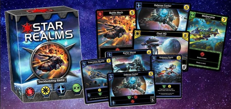 Star Realms Board Game