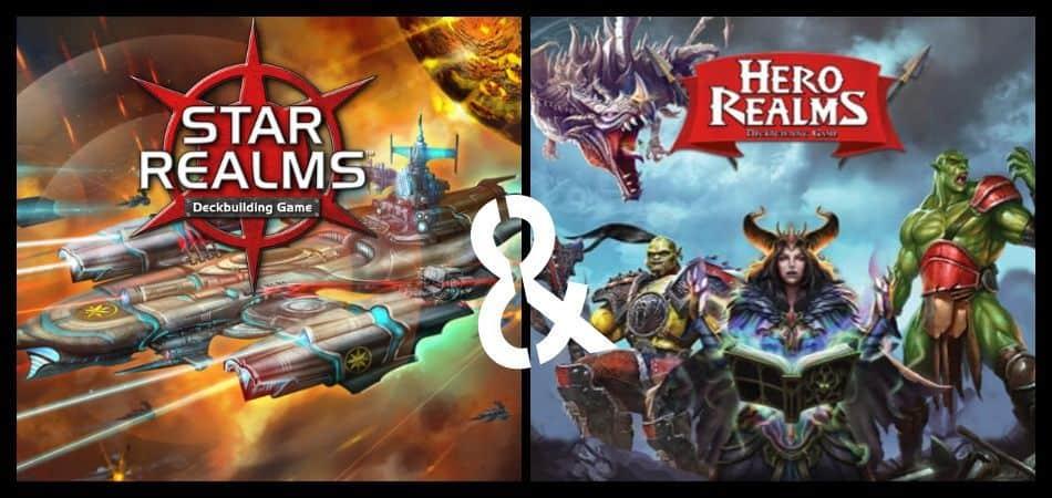 Star Realms Hero Realms