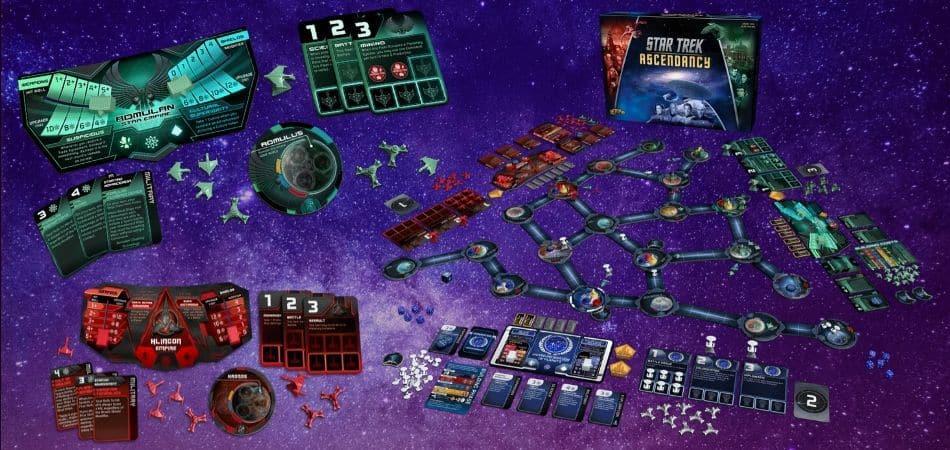 Star Trek: Ascendancy How to Play