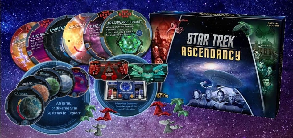 Star Trek: Ascendancy Overview