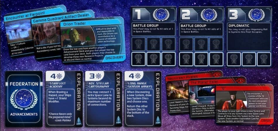 Star Trek: Ascendancy Your First Game
