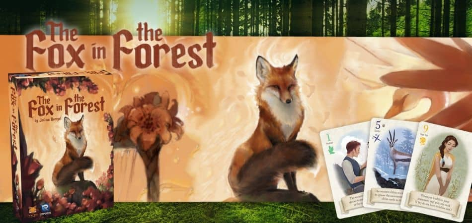 Fox in the Forest Board Game