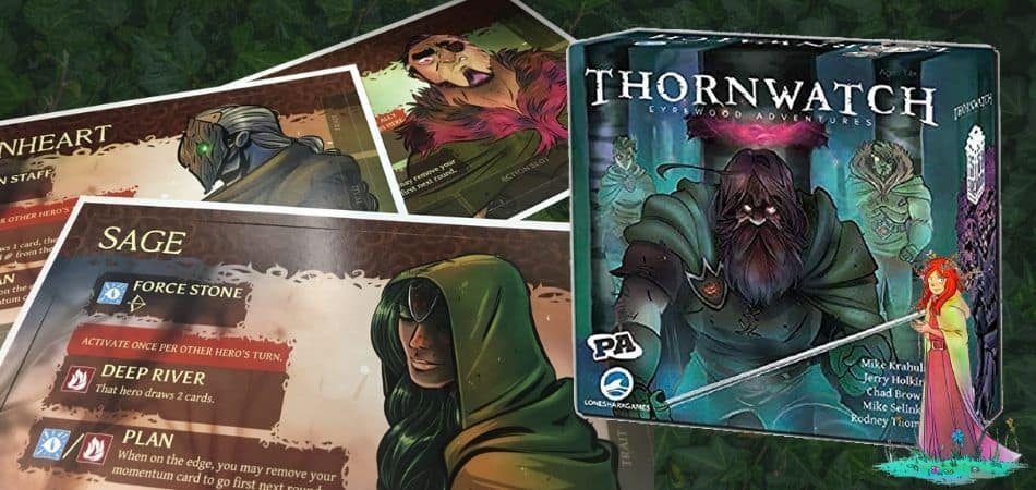 Thornwatch How to Play