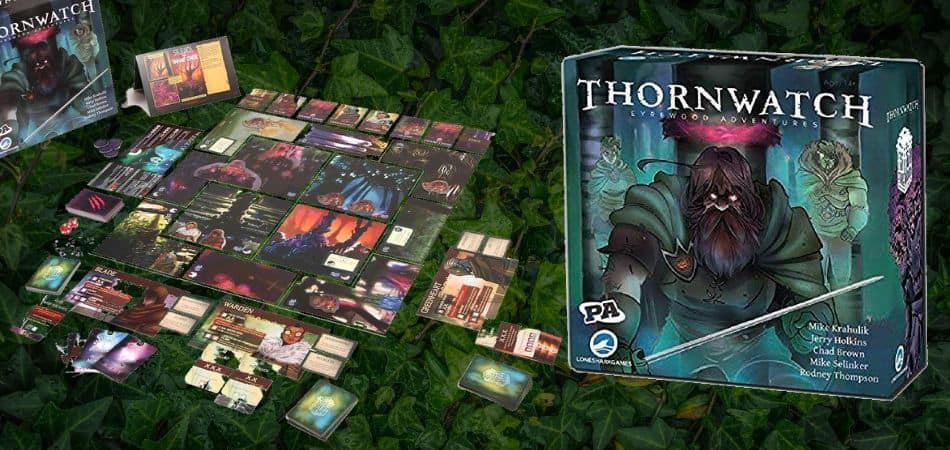 Thornwatch Unboxing