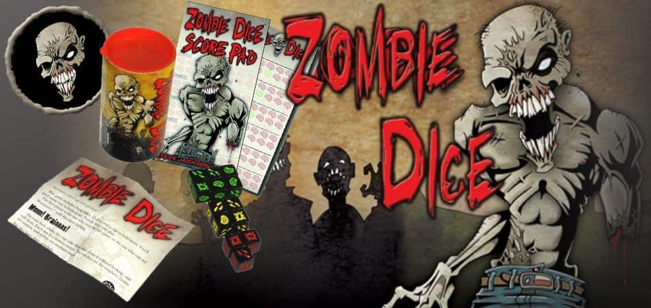 Zombie Dice Unboxing
