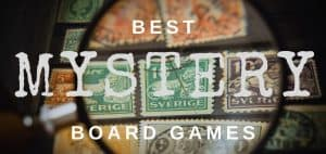Best Mystery Board Games Featured