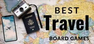 Best Travel Board Games Featured