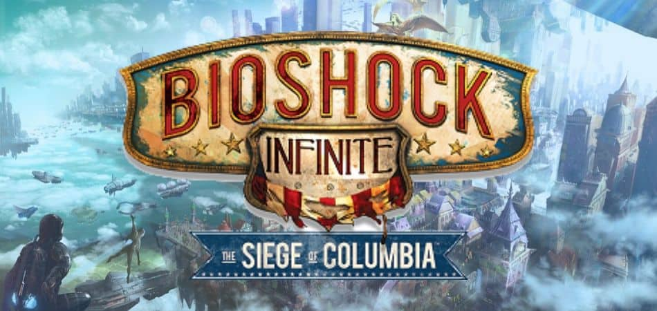 Bioshock Infinite Siege of Colombia Board Game