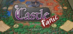 Castle Panic Board Game Logo Featured Image