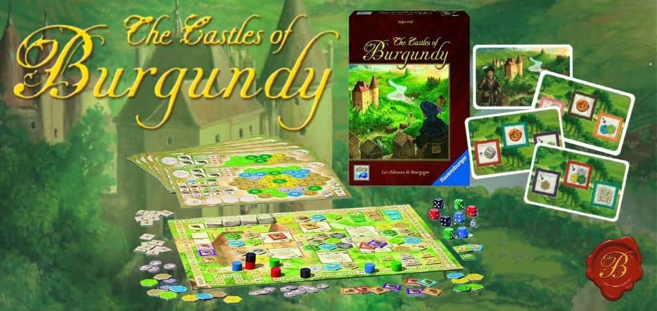Castles of Burgundy How to Play
