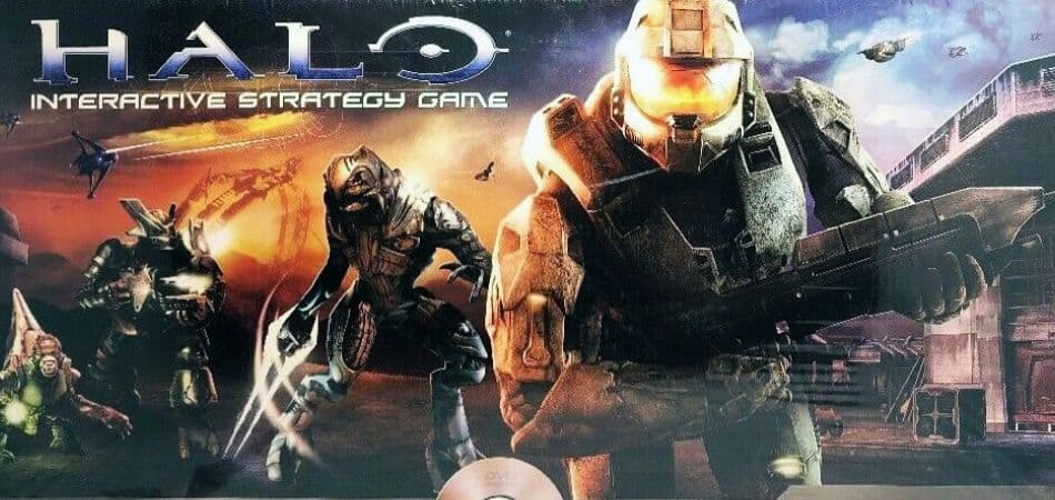 Halo Board Game