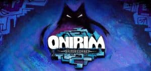 Onirim Board Game Logo Featured Image