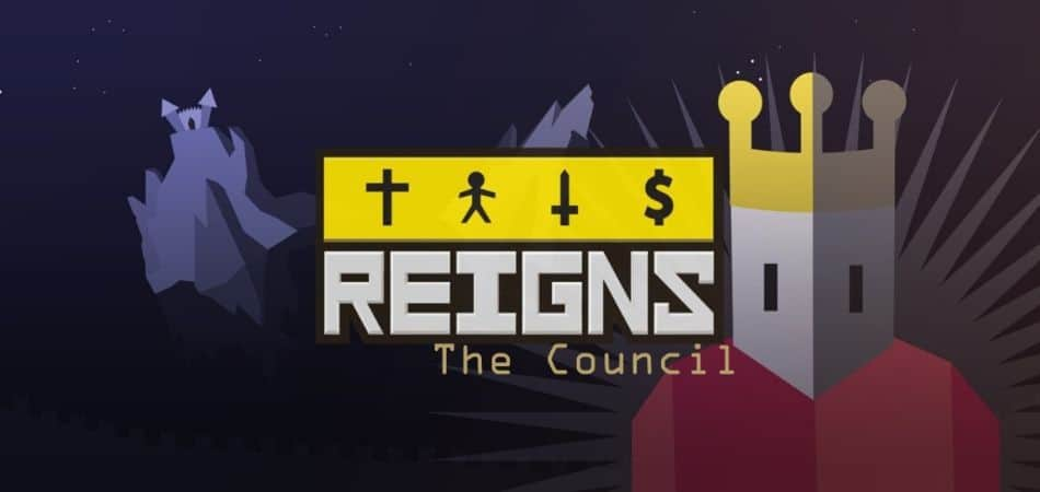 Reigns The Council Board Game